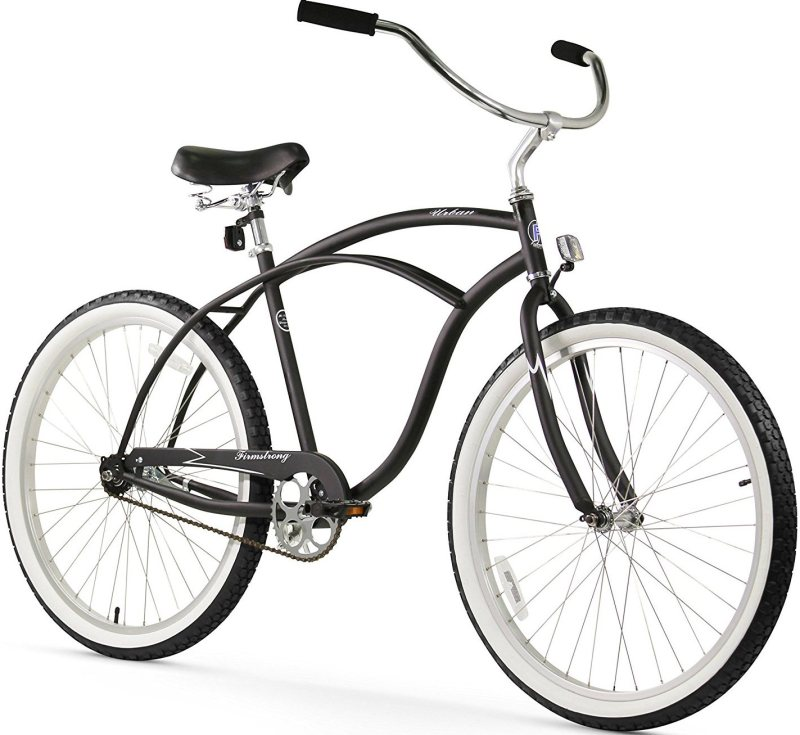 2. Firmstrong Urban Man Beach Cruiser Bicycle Review