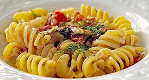 Mediterranean Diet - Pasta