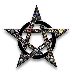 Witchcraft Secret Manual - Pentacle