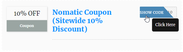 nomatic-coupon