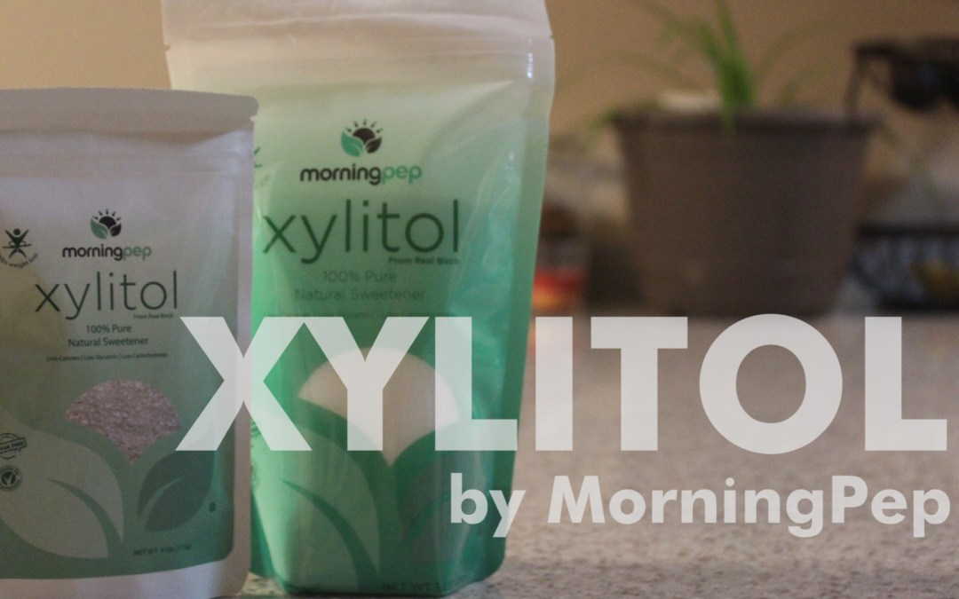 Xylitol by MorningPep (Review and Taste Test)