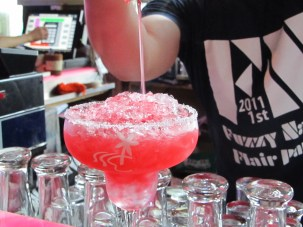 Strawberry Margarita in Busan!