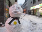 Snowman. Daegu 2012