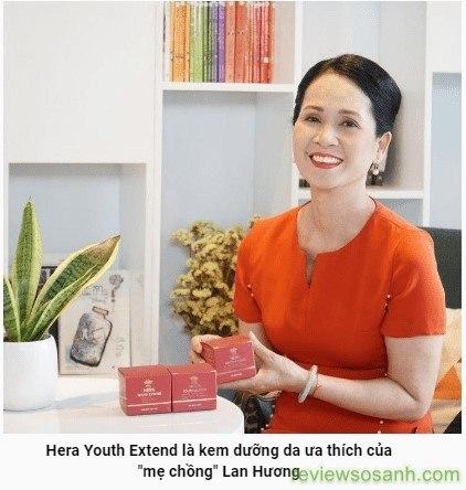 cảm nhận khách hàng về Hera youth xtend