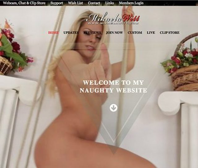 Mikaelawitt Review Awesome Fetish Porn Site