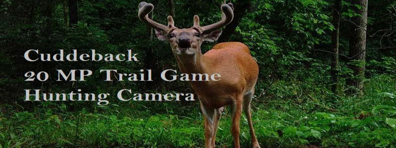 """Cuddeback 20 MP Trail Game Hunting Camera """"Complete In-Depth Review"""""""