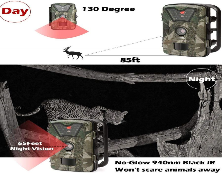 X-Launger Game Trail Game Camera