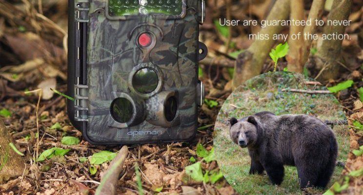 Apeman Trail Hunting Camera