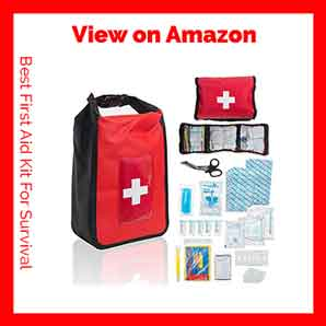 First Aid Kit For Survival