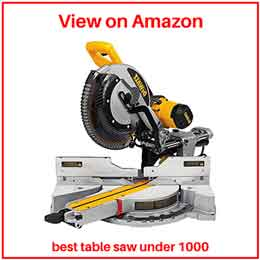 best table saws around 1000