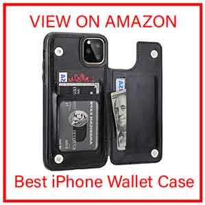 KIHUWEY iPhone Xs Case