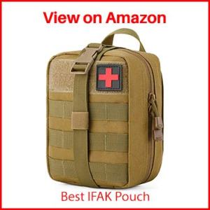 Gonex MOLLE Medical Pouch EMT First Aid Pouch