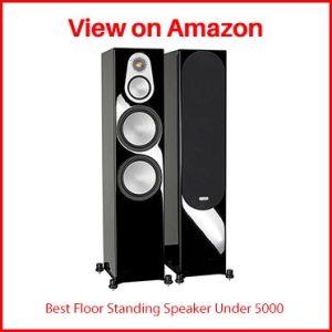 Monitor Audio Silver 500 Gloss Black Pair
