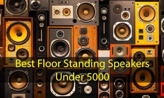 Best Floor Standing Speakers Under 5000