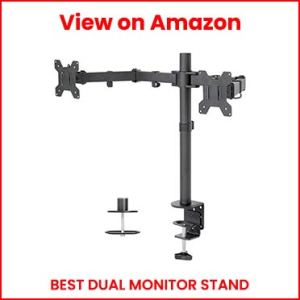 VIVO-LCD-Dual-Monitor-Stand
