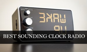 Best Sounding Clock Radio