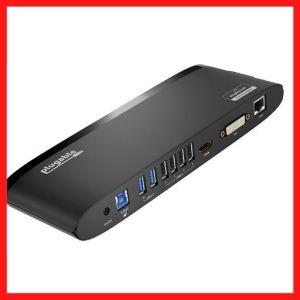 Plugable USB Docking Station