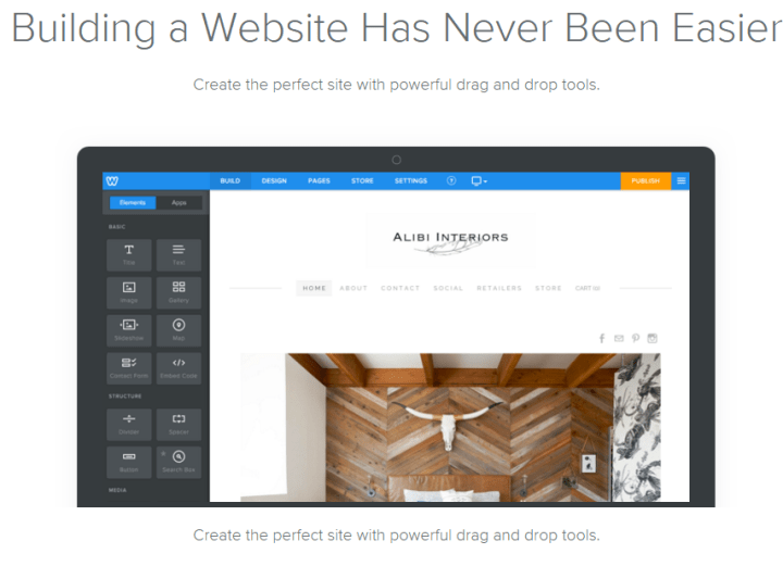 weebly-promo-code-features
