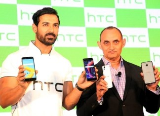 Faisal Siddiqu John Abraham, HTC