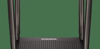 digisol, router
