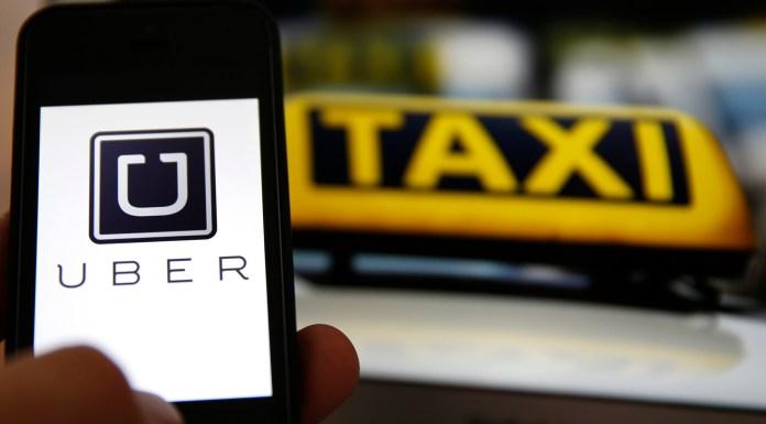 Uber, Dial an Uber, India.