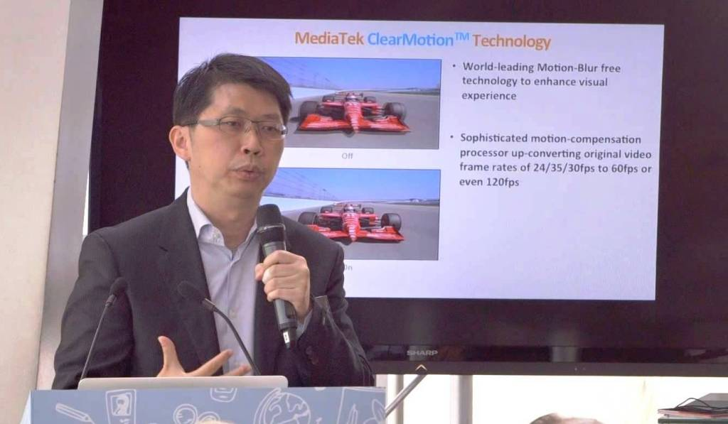 Jeffrey Ju, MediaTek