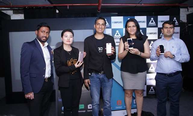From left to right Mr. Kartik Aggarwal, Ms. Jessy Liu, Mr. Ashwin Bhandari, Ms. Radhika Aggarwal, Mr. Nitin Kochhar