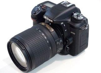 Nikon D7500,