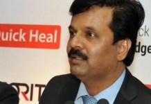 Sanjay Katkar, Quick Heal