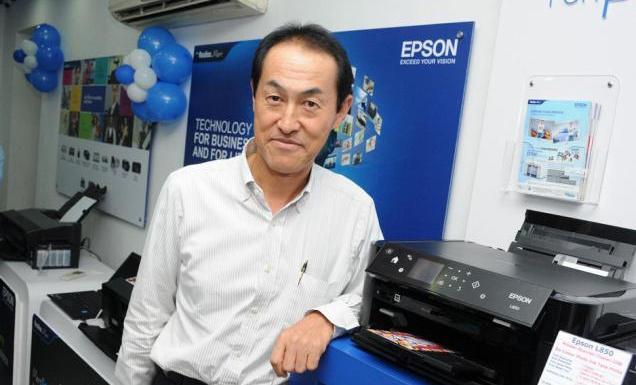 Toshiyuki Kasai, Epson