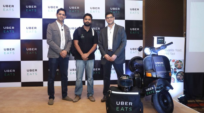 Bhavik Rathod, Faiz Abdulla, Uber, UberEATS
