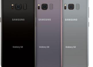 Samsung s8 , Smartphone