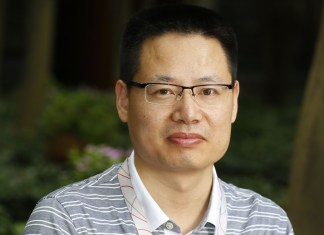 Kevin Hu, Huawei, Wi-Fi, Networking