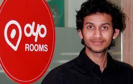Ritesh Agarwal, OYO Rooms