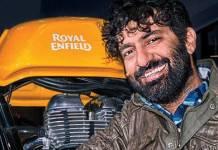 Siddhartha Lal, Eicher Motors, Ducati,