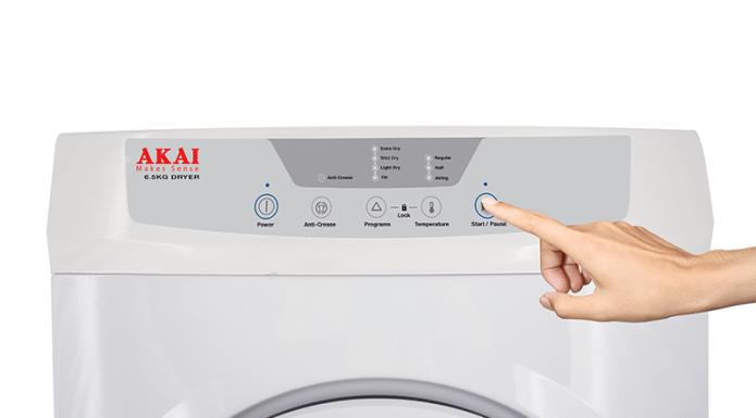 Akai, washing Machine,