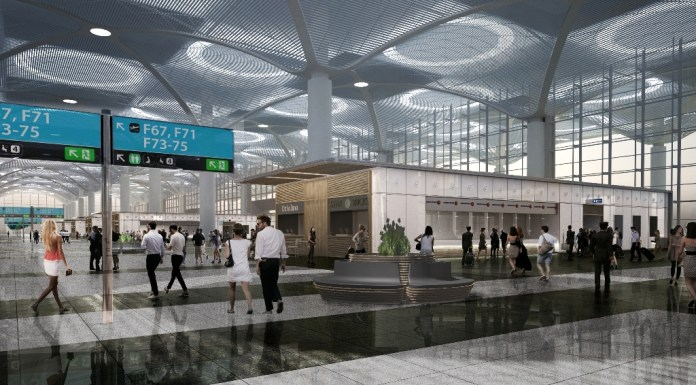 Istanbul New Airport 1