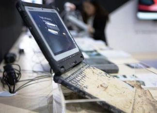 Panasonic ToughBook, Gitex technology Week