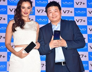 Kenny Zeng, CMO, Vivo India