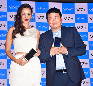 Kenny Zeng, CMO, Vivo India