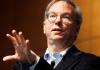 Eric Schmidt, Alphabet, Google
