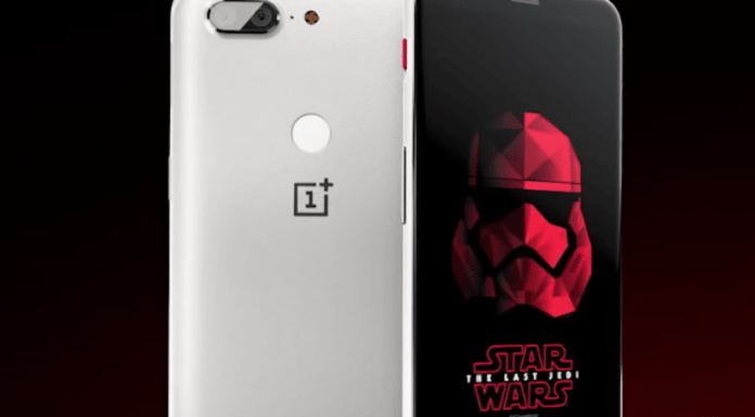 oneplus 5T, last Jedi, limited edition star wars, ReviewStreet