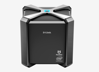 D-Link, Wi-fi Router, McAfee