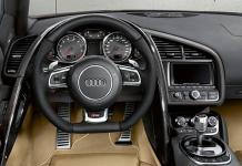 Audi, Luxury Cars