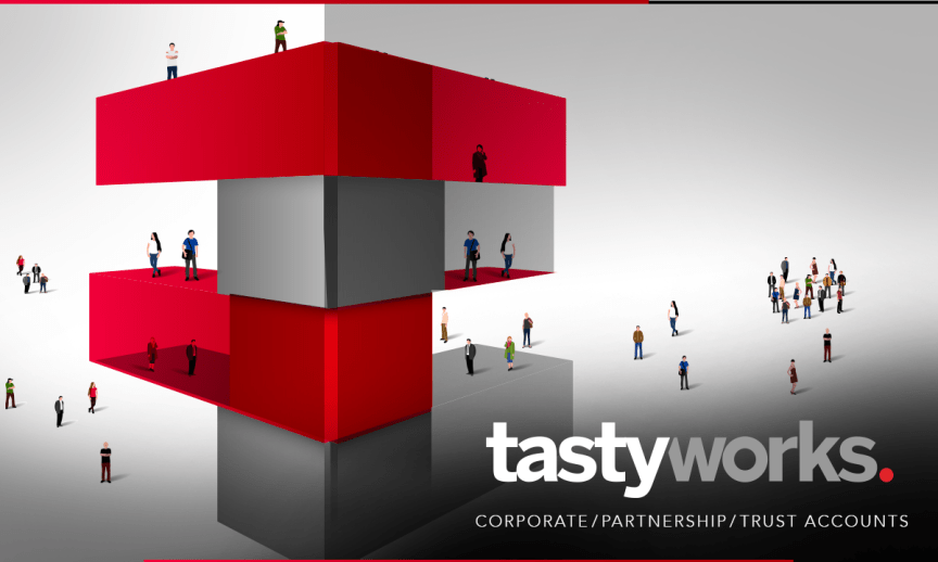 tastyworks business account opening form