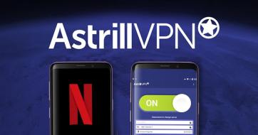 AstrillVPN Logo