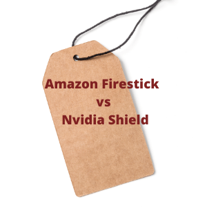 Amazon Firestick vs Nvidia Shield pic