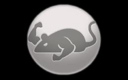 Cat Mouse Logo