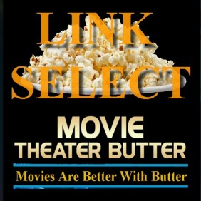 Movie Theater Butter Logo
