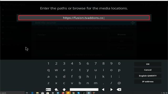 Step 9 Installing Empflix Kodi addon on Kodi